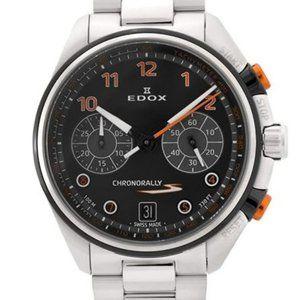 **Men's Watch_**Brand New**_Edox Chronorally**